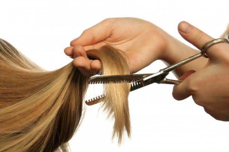 Une coupe de cheveux pas cher, pas cher!