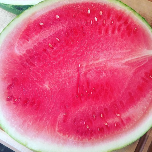 Summer in the kitchen! healthylife healthyfood watermelon ilovewatermelon clean cleanlifehellip