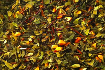 thé détox de Kusmi