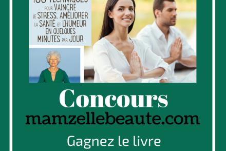Concours Les meilleures méditations mamzellebeaute.com