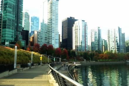 Voyage vert à Vancouver