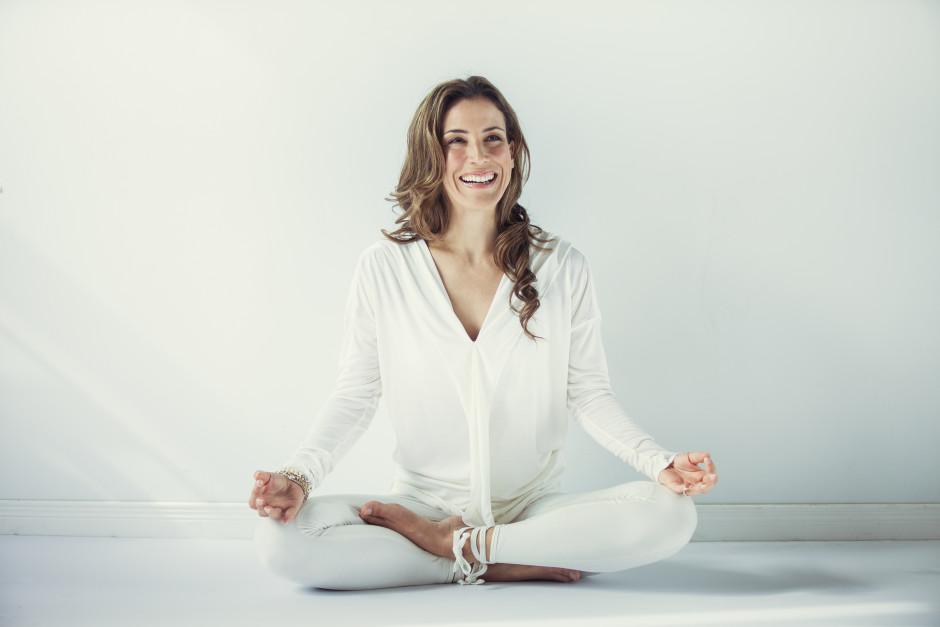 carnet mode yoga avec Annie Langlois
