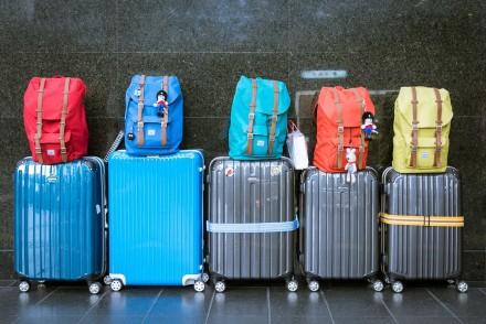 sacs de voyage compressibles