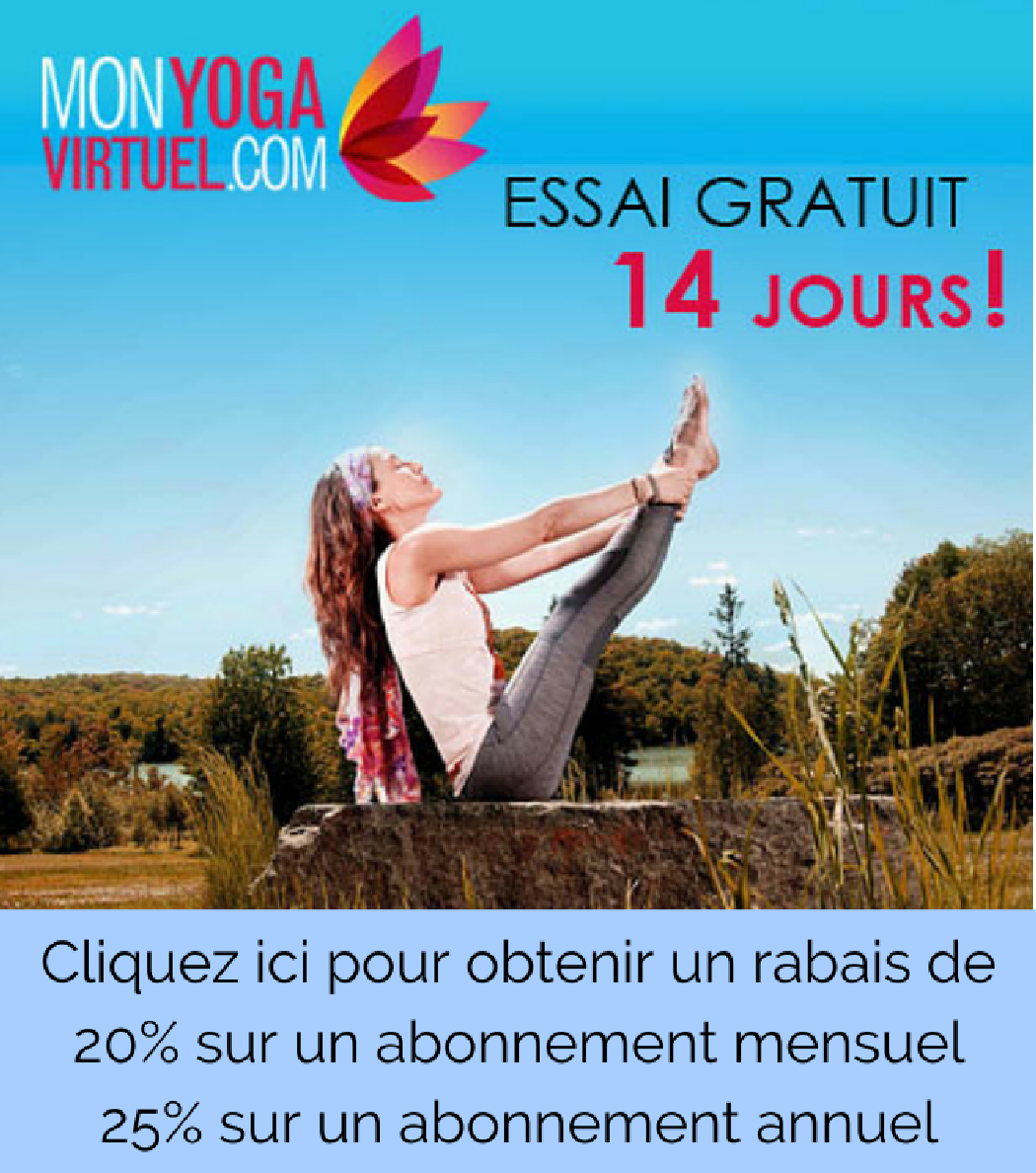 promotion MonYogaVirtuel