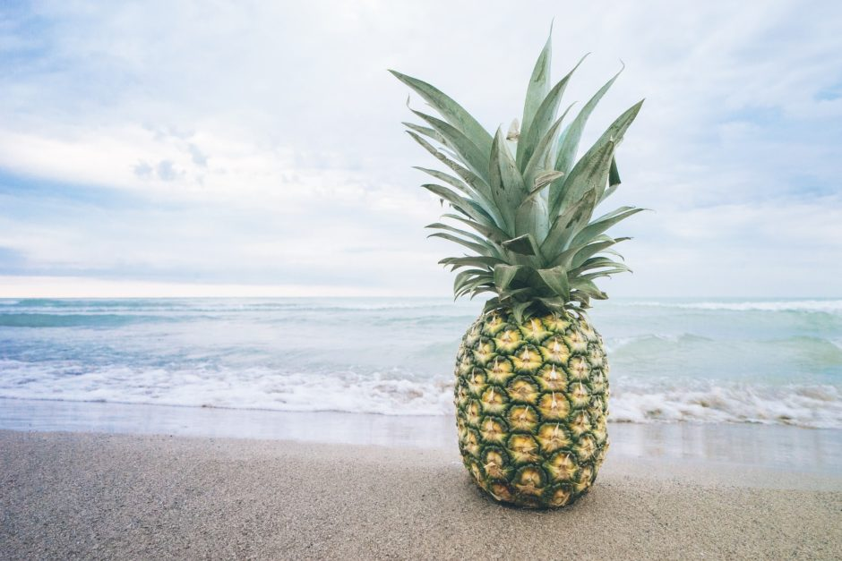 Recette de smoothie tropical